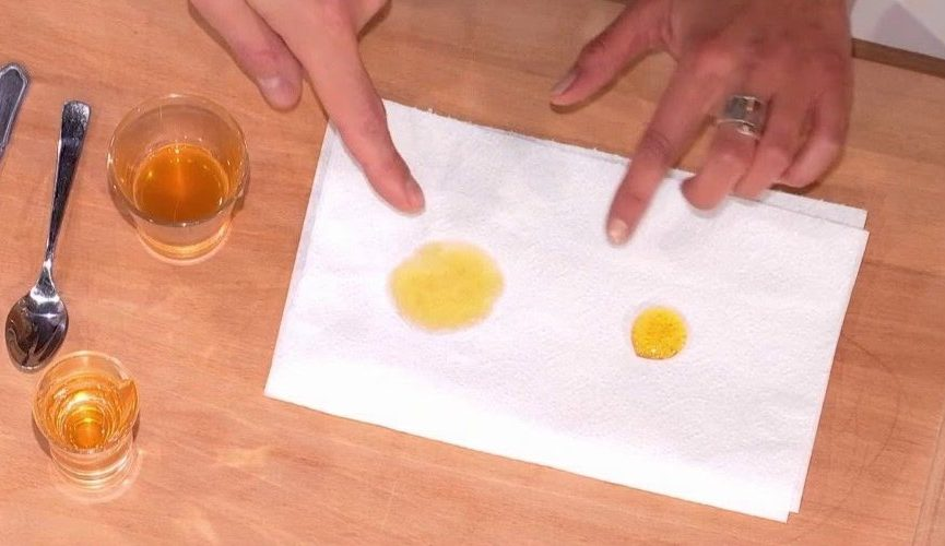 Faux miel ou miel naturel